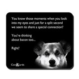 Corgi Special Connection Mousepad