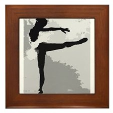Dance Framed Tile