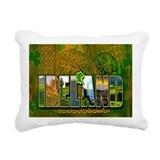 Celtic Ireland Rectangular Canvas Pillow