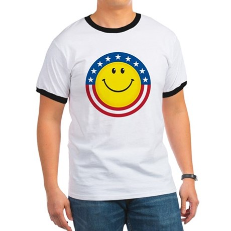 Smile for USA: Ringer T