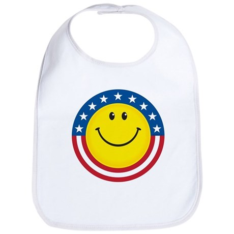 Smile for USA: Bib