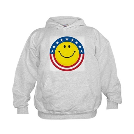 Smile for USA: Kids Hoodie