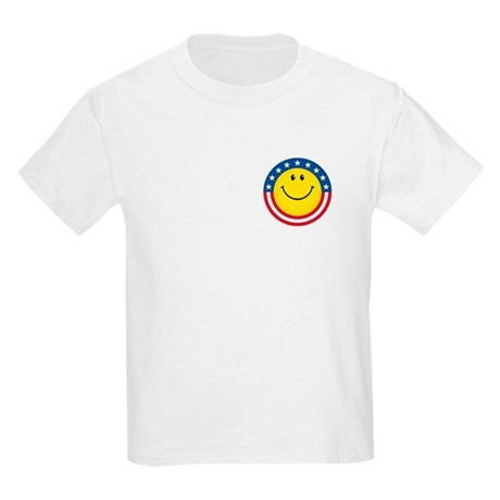 Smile for USA: Kids T-Shirt