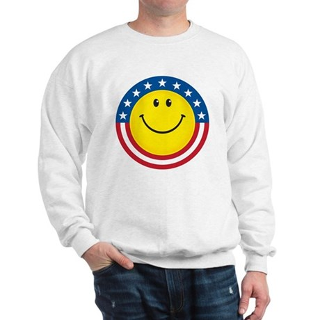 Smile for USA: Sweatshirt
