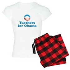 Teachers for Obama Pajamas