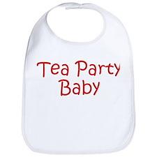 Cute Libertarian baby Bib