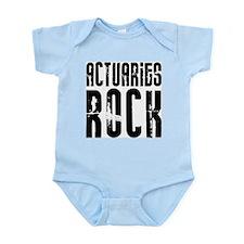 Actuaries Rock Infant Creeper