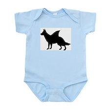 Landshark.jpg Infant Bodysuit