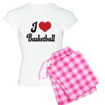 I Love Basketball Women's Light Pajamas
