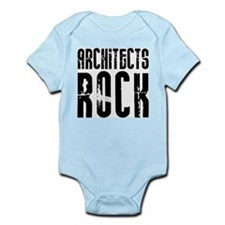 Architects Rock Infant Creeper