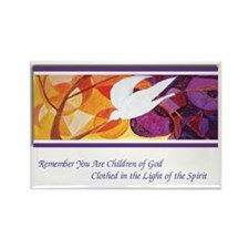 Remember you are God's Rectangle Magnet (10 pack)