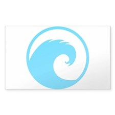 Ocean Wave Design Decal