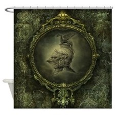 Knight Fantasy Shower Curtain