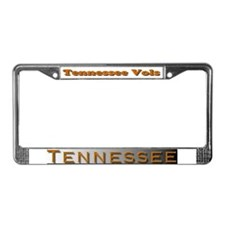 Tennessee Tag Plate