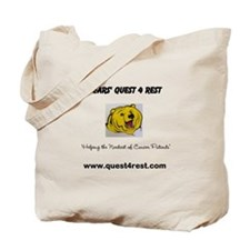 Bears Quest 4 Rest Tote Bag