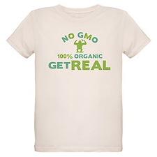 NO GMO Organic Kids T-Shirt