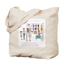 Unique Feis Tote Bag