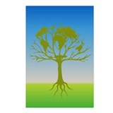 World Tree Postcards (Package of 8)