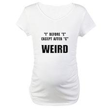 Weird Spelling Shirt