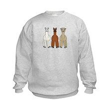 Alpaca (no text) Sweatshirt