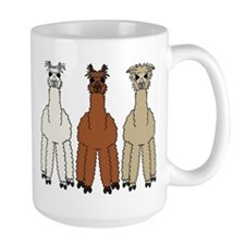 Alpaca (no text) Mug