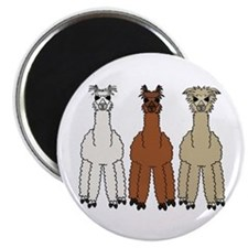 Alpaca (no text) Magnet