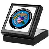 USPHS <BR>Tile Memento Box