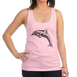 Dolphin Racerback Tank Top