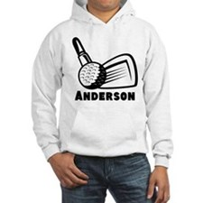 Personalized Golf Hoodie Sweatshirt