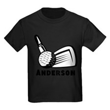 Personalized Golf T
