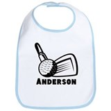 Personalized Golf Bib