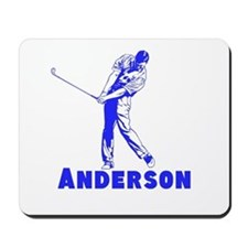 Personalized Golf Mousepad