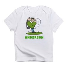 Personalized Golf Infant T-Shirt