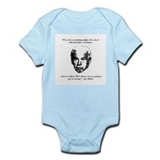 Joe Biden: 30% Chance Quote Infant Bodysuit