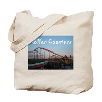 Sunset Coasters Tote Bag