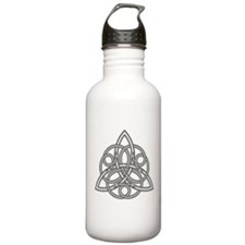 Knot Design Water Bottle