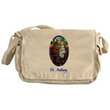 St Anthony Messenger Bag