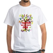 Together we can find a CURE Shirt
