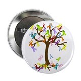 "Ribbon Tree 2.25"" Button (100 pack)"
