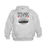 Titanic Ghost Ship (white) Hoody