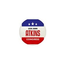 Atkins 06 Mini Button (10 pack)