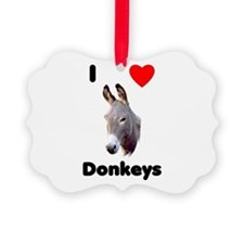 lovedonkeys.png Ornament