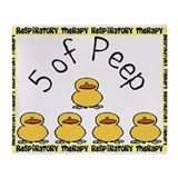 5 of peep RT 2012.JPG Throw Blanket