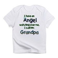 I HAVE AN ANGEL GRANDPA.png Infant T-Shirt