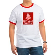Diabetes Keep Calm T