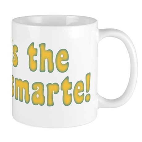 Blonde is the New Smarte Mug