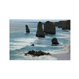 12 Apostles Rectangle Magnet (10 pack)