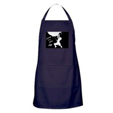 Climb to Get High Apron (dark)