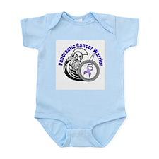 Pancreatic Warrior Infant Bodysuit