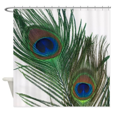 animal bathroom d cor lovely peacock feathers shower curtain